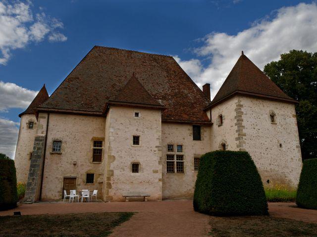 Le mariage de Franck et Delphine à Chareil-Cintrat, Allier 1