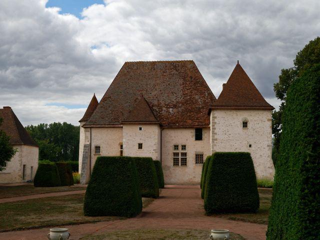 Le mariage de Franck et Delphine à Chareil-Cintrat, Allier 2