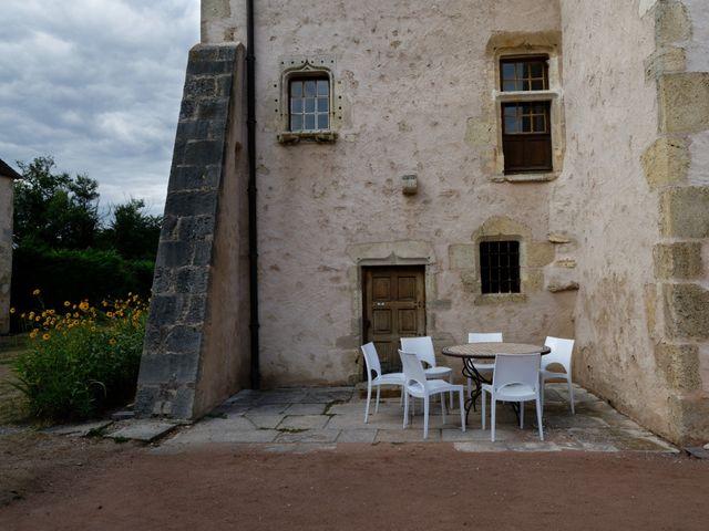 Le mariage de Franck et Delphine à Chareil-Cintrat, Allier 3