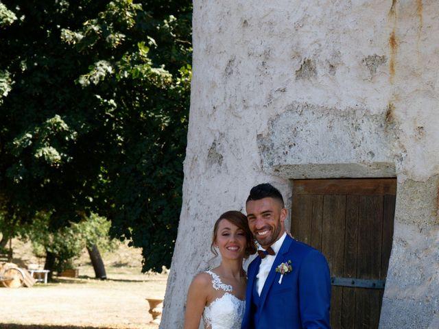 Le mariage de Franck et Delphine à Chareil-Cintrat, Allier 17