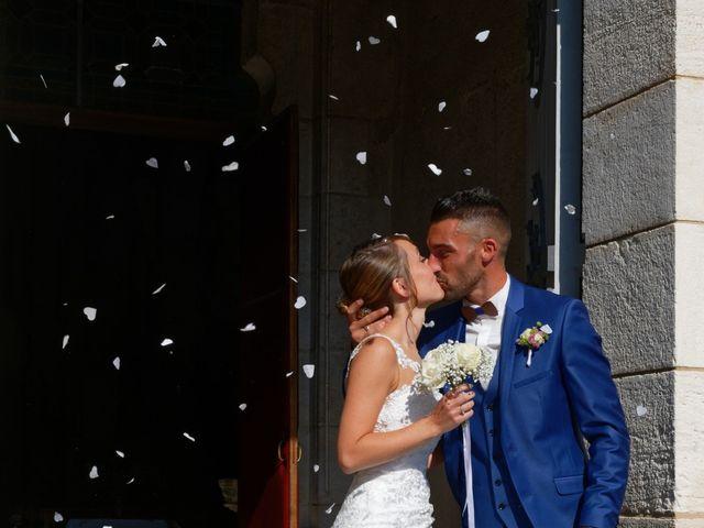 Le mariage de Franck et Delphine à Chareil-Cintrat, Allier 21