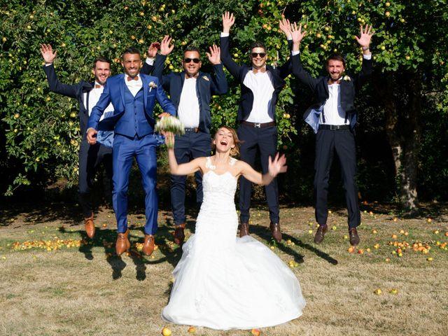 Le mariage de Franck et Delphine à Chareil-Cintrat, Allier 22