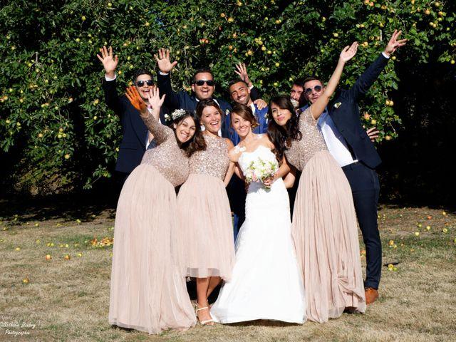 Le mariage de Franck et Delphine à Chareil-Cintrat, Allier 23