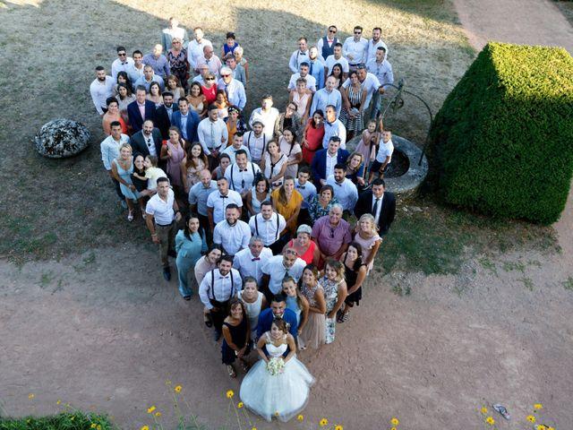 Le mariage de Franck et Delphine à Chareil-Cintrat, Allier 27