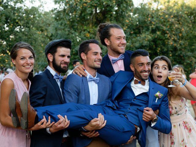 Le mariage de Franck et Delphine à Chareil-Cintrat, Allier 28