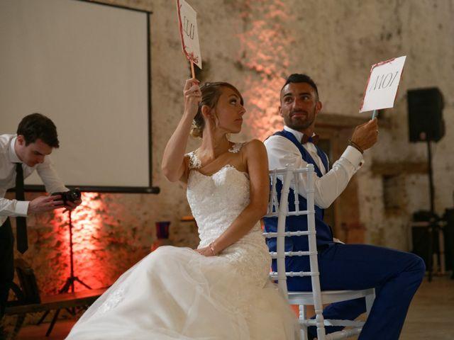 Le mariage de Franck et Delphine à Chareil-Cintrat, Allier 33