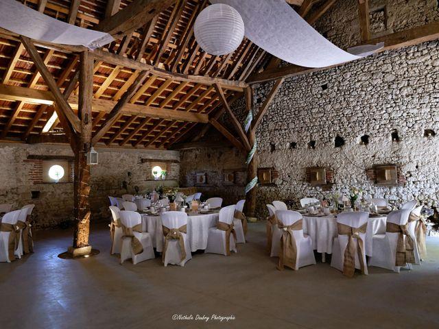 Le mariage de Franck et Delphine à Chareil-Cintrat, Allier 4