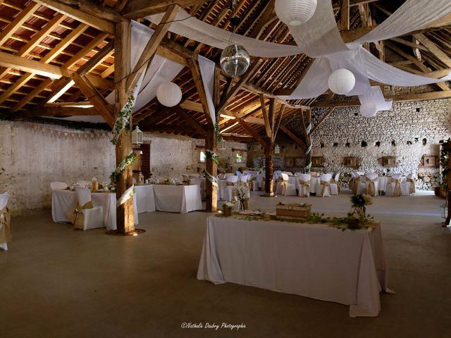 Le mariage de Franck et Delphine à Chareil-Cintrat, Allier 5
