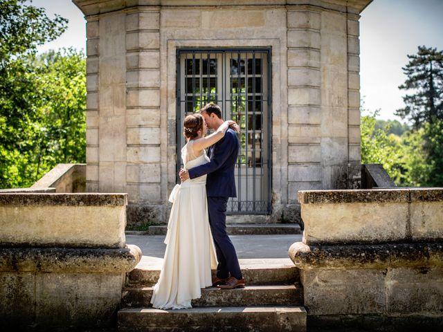 Le mariage de Benjamin et Charlotte à Neuville-sur-Oise, Val-d'Oise 11