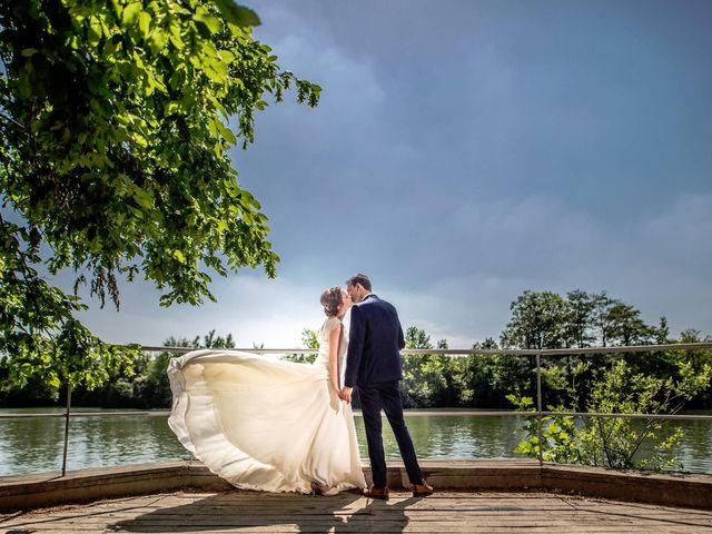 Le mariage de Benjamin et Charlotte à Neuville-sur-Oise, Val-d'Oise 13