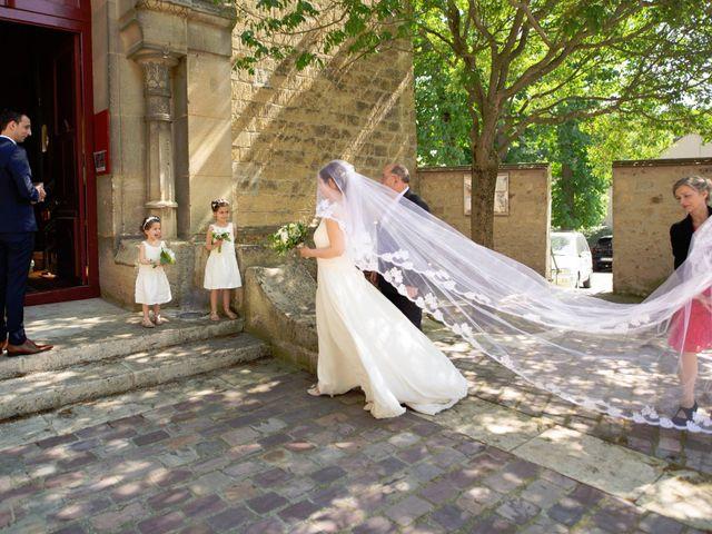 Le mariage de Benjamin et Charlotte à Neuville-sur-Oise, Val-d'Oise 14
