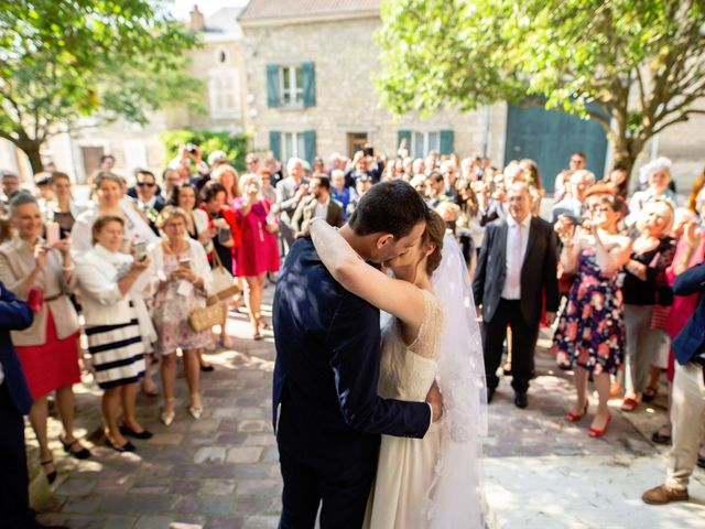 Le mariage de Benjamin et Charlotte à Neuville-sur-Oise, Val-d'Oise 16