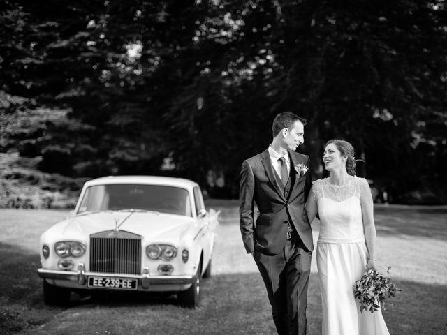 Le mariage de Benjamin et Charlotte à Neuville-sur-Oise, Val-d'Oise 17
