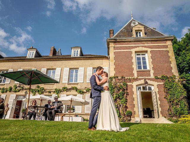 Le mariage de Benjamin et Charlotte à Neuville-sur-Oise, Val-d'Oise 18