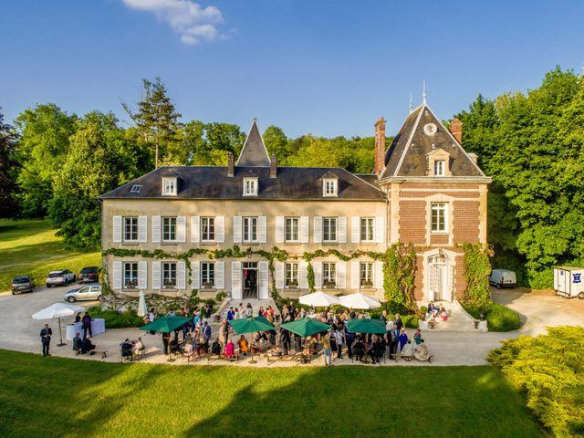 Le mariage de Benjamin et Charlotte à Neuville-sur-Oise, Val-d'Oise 22