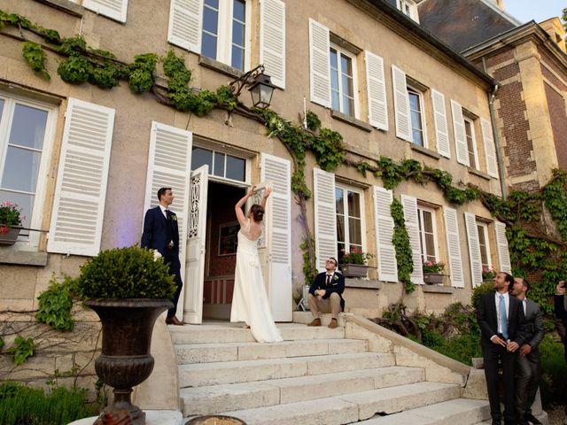 Le mariage de Benjamin et Charlotte à Neuville-sur-Oise, Val-d'Oise 23