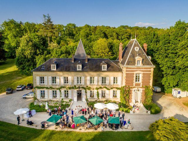 Le mariage de Benjamin et Charlotte à Neuville-sur-Oise, Val-d'Oise 25