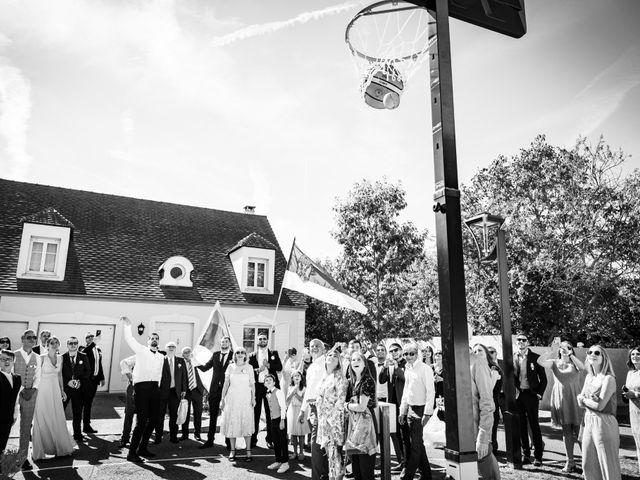 Le mariage de Dalibor et Tamara à Mondreville, Yvelines 4