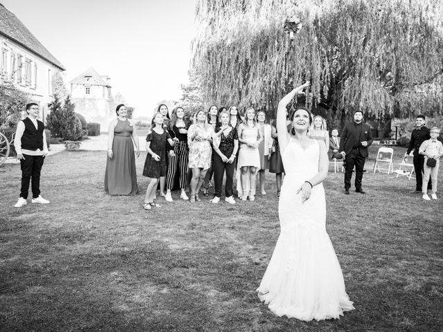 Le mariage de Dalibor et Tamara à Mondreville, Yvelines 13