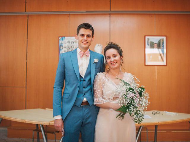 Le mariage de Jean et Ninon à Seyssinet-Pariset, Isère 4