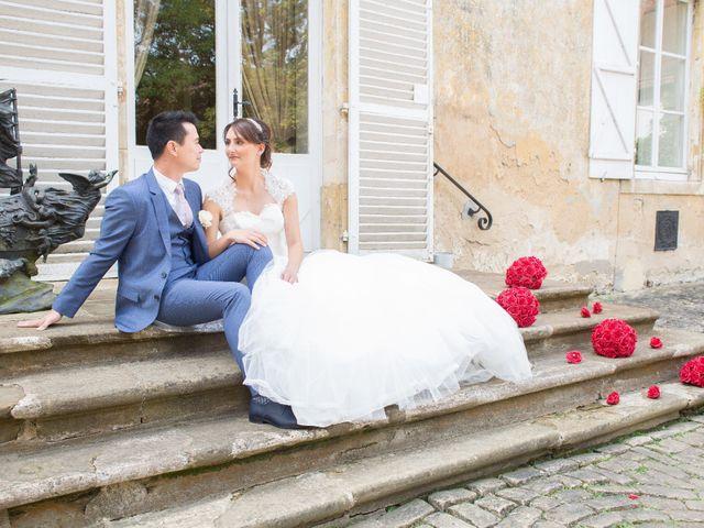 Le mariage de Marine et Fréderic