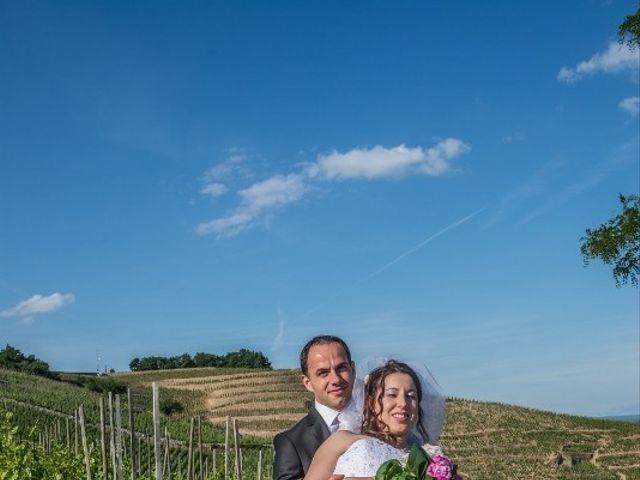 Le mariage de mathieu et audrey à Tain-l'Hermitage, Drôme 9