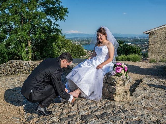 Le mariage de mathieu et audrey à Tain-l'Hermitage, Drôme 14
