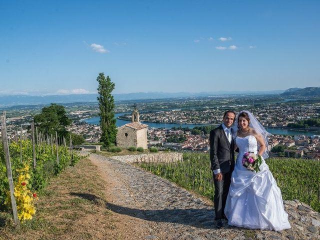 Le mariage de mathieu et audrey à Tain-l'Hermitage, Drôme 21