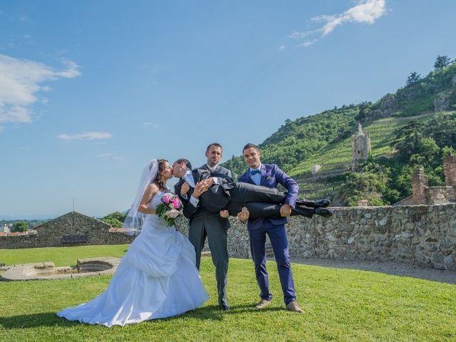 Le mariage de mathieu et audrey à Tain-l'Hermitage, Drôme 23