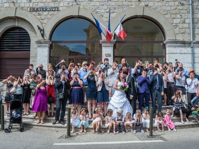 Le mariage de mathieu et audrey à Tain-l'Hermitage, Drôme 25