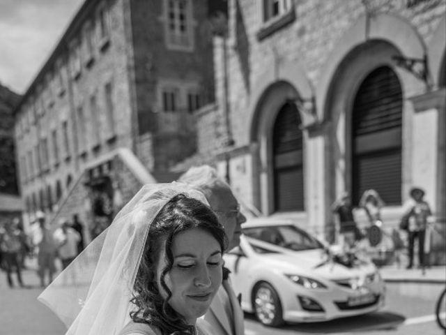 Le mariage de mathieu et audrey à Tain-l'Hermitage, Drôme 38