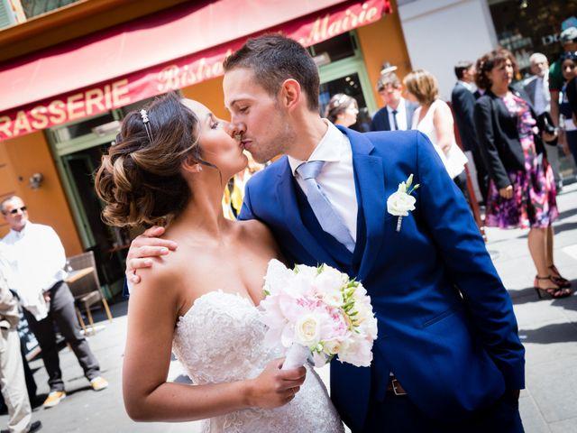 Le mariage de Julien et Marine à Nice, Alpes-Maritimes 7