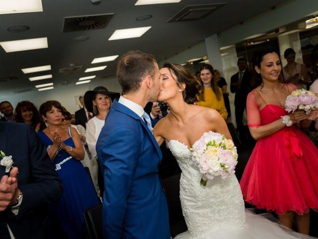 Le mariage de Julien et Marine à Nice, Alpes-Maritimes 10