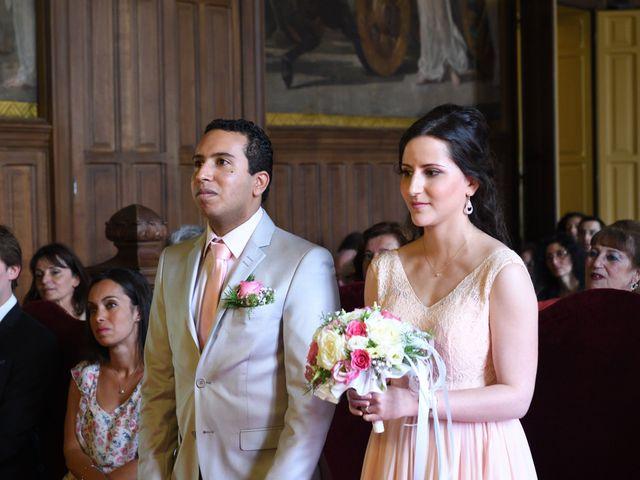 Le mariage de Francis et Audrey à Bobigny, Seine-Saint-Denis 2