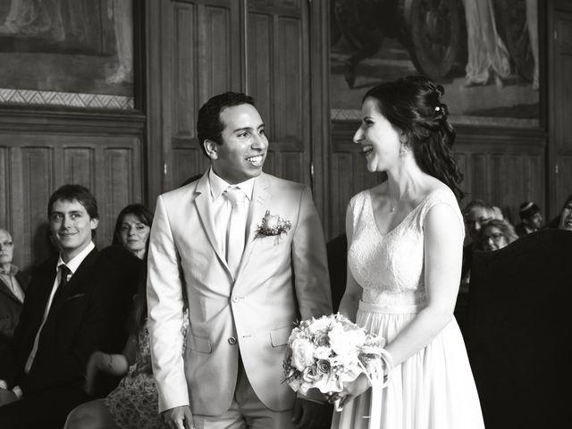 Le mariage de Francis et Audrey à Bobigny, Seine-Saint-Denis 4