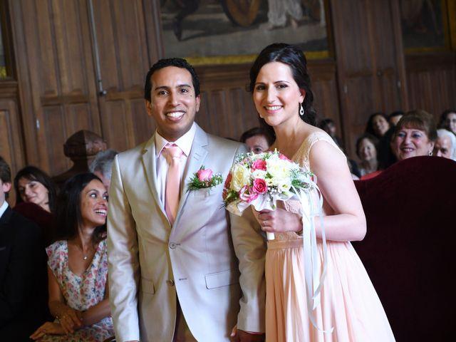 Le mariage de Francis et Audrey à Bobigny, Seine-Saint-Denis 5