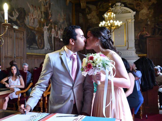 Le mariage de Francis et Audrey à Bobigny, Seine-Saint-Denis 8