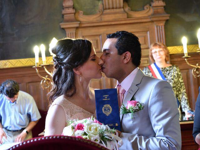Le mariage de Francis et Audrey à Bobigny, Seine-Saint-Denis 10