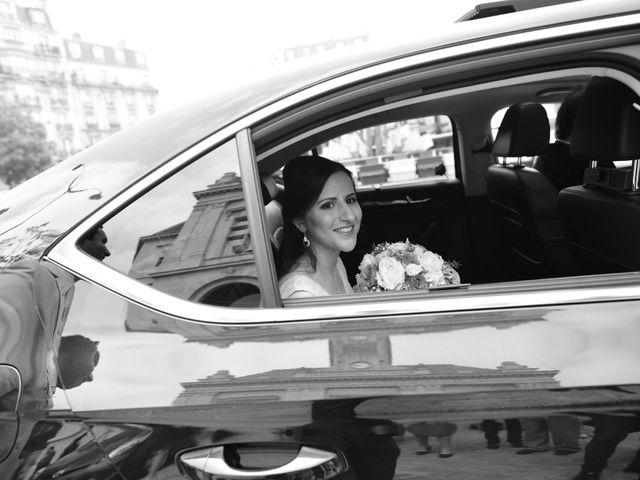 Le mariage de Francis et Audrey à Bobigny, Seine-Saint-Denis 11