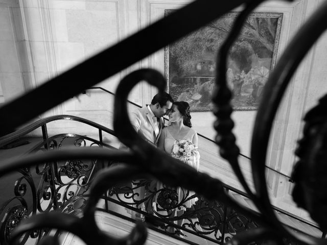 Le mariage de Francis et Audrey à Bobigny, Seine-Saint-Denis 12