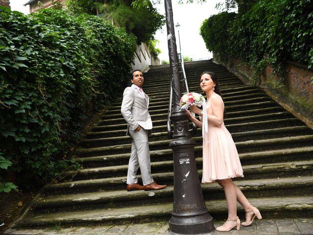 Le mariage de Francis et Audrey à Bobigny, Seine-Saint-Denis 13