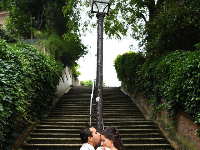 Le mariage de Francis et Audrey à Bobigny, Seine-Saint-Denis 14