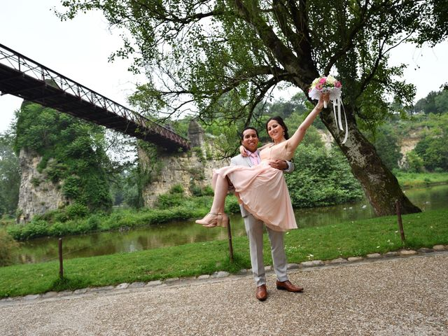 Le mariage de Francis et Audrey à Bobigny, Seine-Saint-Denis 19