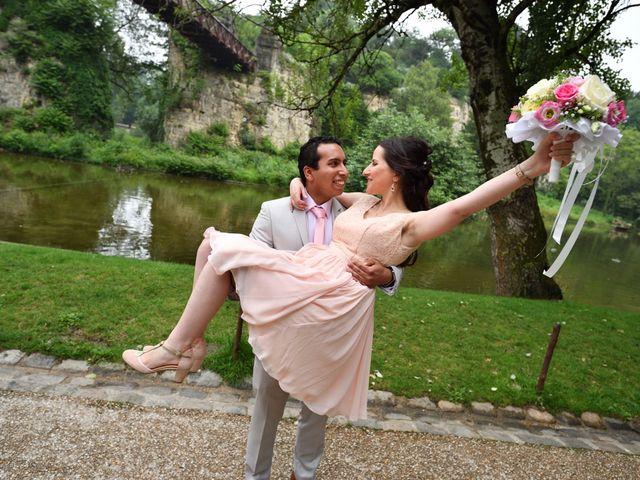 Le mariage de Francis et Audrey à Bobigny, Seine-Saint-Denis 20