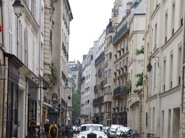 Le mariage de Francis et Audrey à Bobigny, Seine-Saint-Denis 45