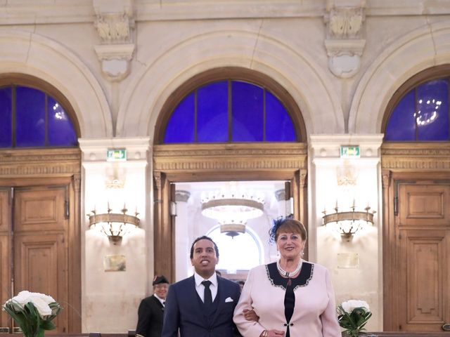Le mariage de Francis et Audrey à Bobigny, Seine-Saint-Denis 48