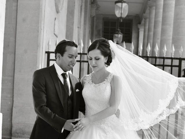 Le mariage de Francis et Audrey à Bobigny, Seine-Saint-Denis 74