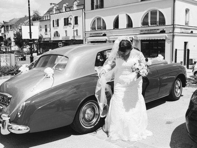 Le mariage de Kévin et Félicia à Magny-le-Hongre, Seine-et-Marne 50