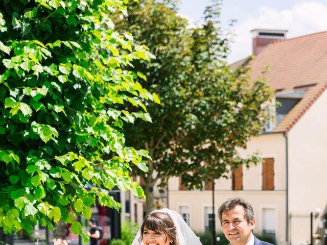 Le mariage de Kévin et Félicia à Magny-le-Hongre, Seine-et-Marne 51