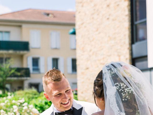 Le mariage de Kévin et Félicia à Magny-le-Hongre, Seine-et-Marne 53
